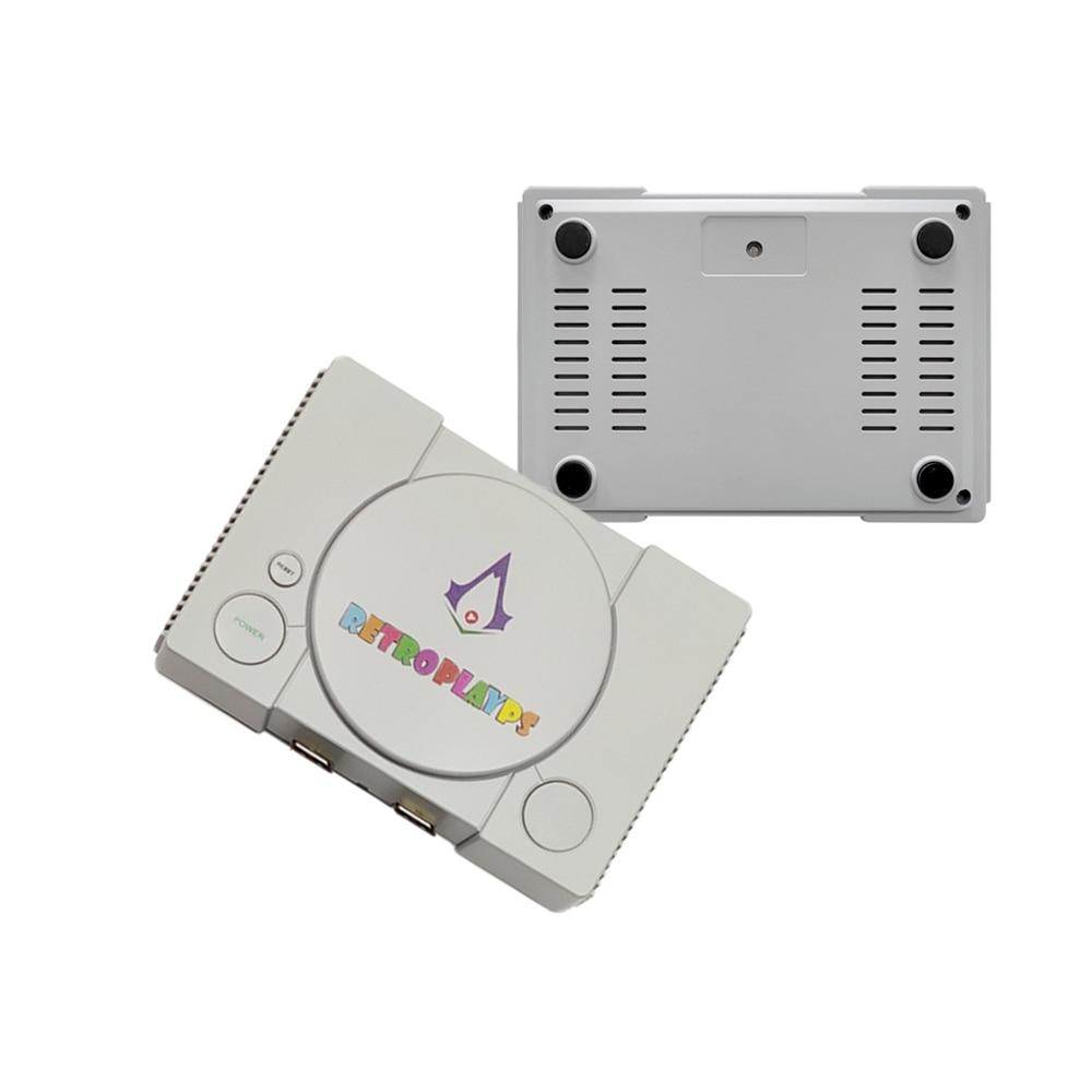 PSP חדש ארקייד משחק וידאו Console עבור PSP עבור SEGA HD פטל פאי 50 סימולטורים שחקן bulit-ב 10,000 משחקים Wired Gamepad מתנה Boy (2)