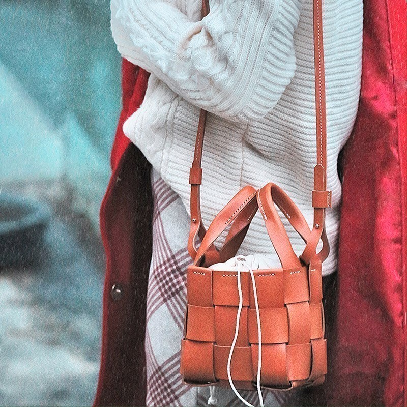 mulheres nova tricô crossbody sacos meninas bonitas