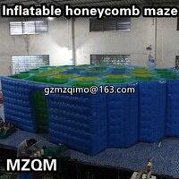MZ inflatable laser maze,inflatable maze on sale,inflatable maze sport game Inflatable honeycomb maze