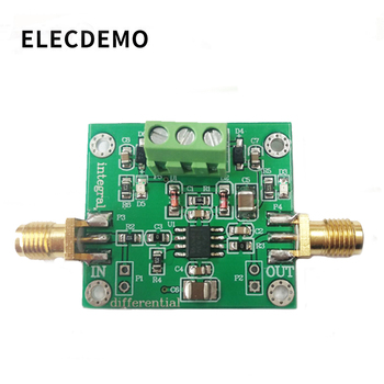 цена на Analog Integral Operational Amplifier Module Low Frequency Signal Waveform Change Can be changed to Differential Operation Circu