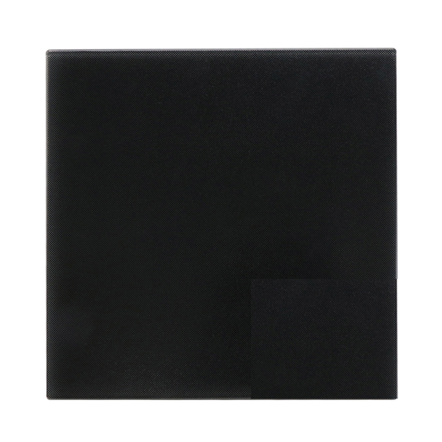 220 × 220 12 v heatbed ウルトラベース 3D プリンタプラットフォーム構築表面ガラス板 anycubic i3 メガ MK2 MK3 3d プリンタ温床部品