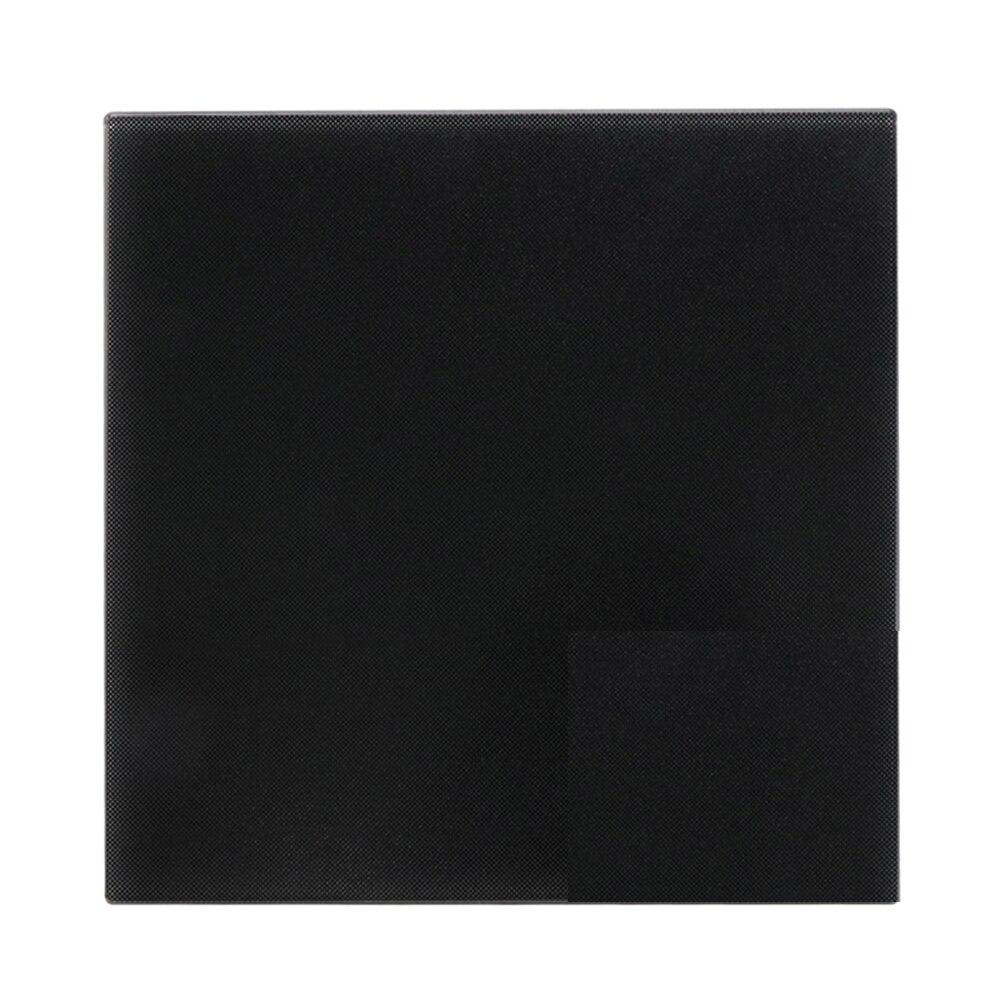 220x220 12V heatbed Ultrabase 3D printer Platform Build Surface Glass Plate for anycubic i3 mega MK2 MK3 3d printer hotbed parts|3D Printer Parts & Accessories| |  - title=