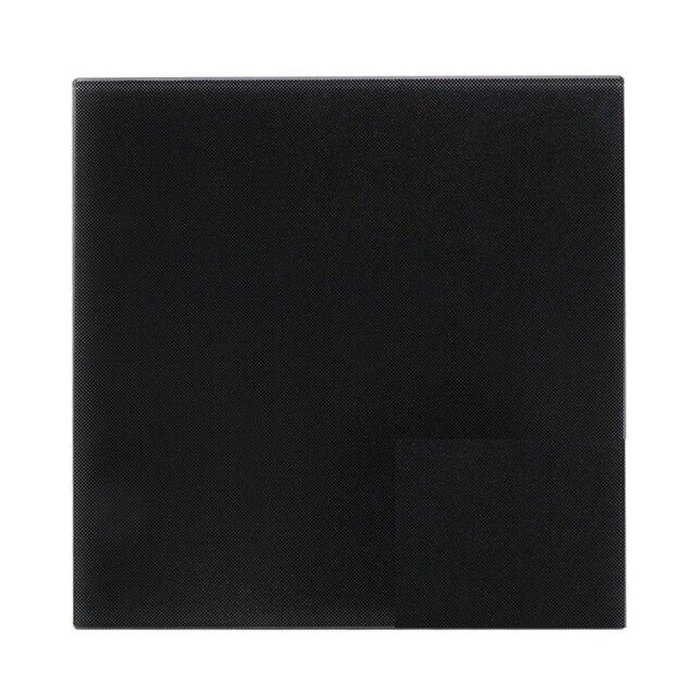 220x220 12V ogrzewanie Ultrabase 3D drukarki platforma powierzchnia do zabudowy płyta szklana dla anycubic i3 mega MK2 MK3 3d drukarki hotbed części