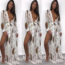 Swimsuit mulheres Kaftan Lace Crochet Biquini Cover Up Beach Dress New Chegou(China)