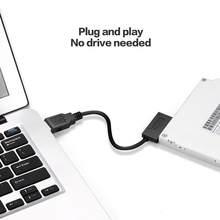 USB 2,0 Zu Mini Sata II 7 + 6 13Pin Adapter Konverter Kabel Für Laptop DVD/CD ROM Stick in Lager Verbindungen Ladekabel
