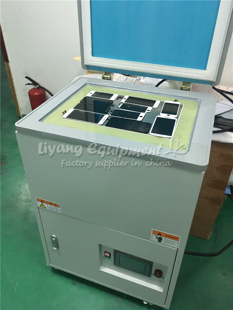 LY FS-12 Frozen Separating Machine For 17-inches EDGE Mobiles 5