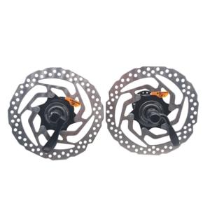 Image 3 - M495 הרי אופני רכזת מרכז מנעול 36 H 36 חורים MTB אופניים רכזות חליפת עבור דיסק בלם הרוטורים RT20 RT54 160mm טוב יותר מ m475