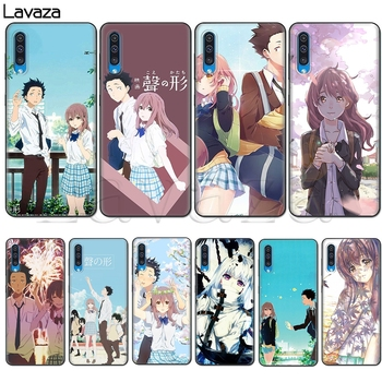 Koe no katachi Case for Samsung Note 10 S10 Lite S20 A51 A71 A81 A91 A2 J4 Core A20e A70s J7 Duo J6 J8 Plus Prime image