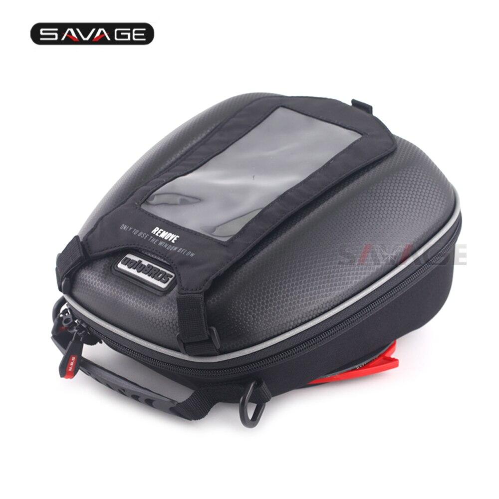 Bagages Sac De Réservoir Pour SUZUKI SV 650 1000 VSS 650 DL 650 V-strom Multi-fonction Imperméable à L'eau Sac À Dos Moto Accessoires