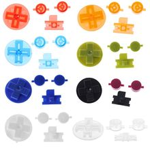 Buttons Set Replacement For Gameboy Classic for GB DMG A B buttons D-pad Button