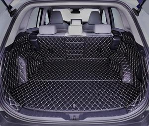¡De alta calidad! Alfombrillas especiales para maletero de coche para Toyota RAV4 2020 alfombras impermeables para botas alfombras de carga para RAV4 2019, envío gratis