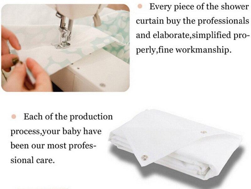 chuveiro à prova dwaterproof água decoração do