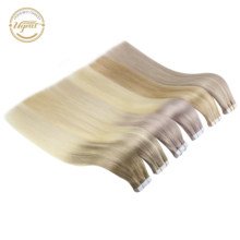 [27 cores] fita ugeat em extensões do cabelo humano 12-24