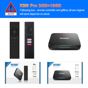 Image 5 - MECOOL KM3 Android 10.0 TV Box Google Certified Androidtv 9.0 4GB RAM 64GB ROM 128GB Amlogic S905X2 4K 5G Wifi KM9 PRO ATV 2G16G