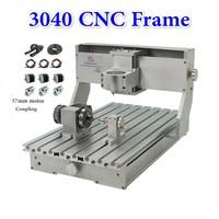 Peças sobresselentes da máquina do quadro 3040 do roteador do cnc de diy mini com interruptor de limite do motor deslizante 4030 Roteadores de madeira     -