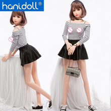 Hanidoll Silicone Sex Dolls Real Ass Pussy Realistic Life Size Vagina Big Butts Love Doll Adult Toys Male Japanese Sex Doll цена в Москве и Питере