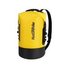 Optional Capacity Easy Carry High Waterproof Bag Outdoor Dry River Trekking Bags Backpack