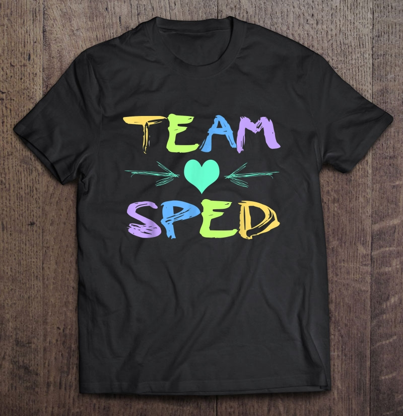Equipo Sped camisetas
