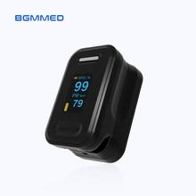 BGMMED Medical Digital Pulse Oximeter OLED Oximetro blood oxygen Heart Rate Monitor SpO2 Health Monitors Oximetro De Dedo