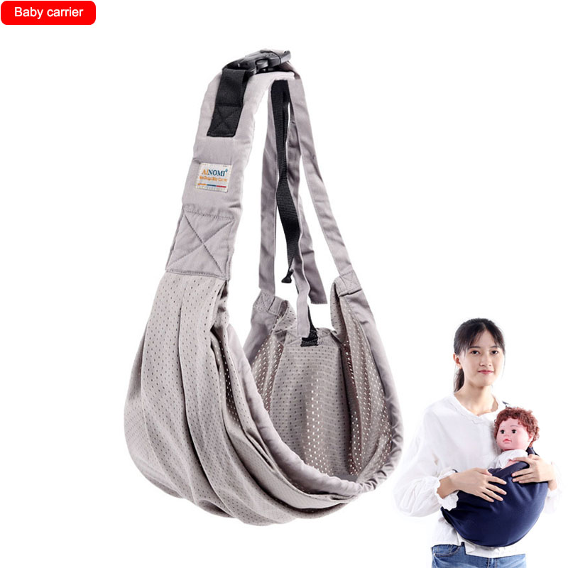 Baby carrier Baby accessories Baby carrier Baby's back scarf  Newborn's transverse inclined back bag baby's back belt holding