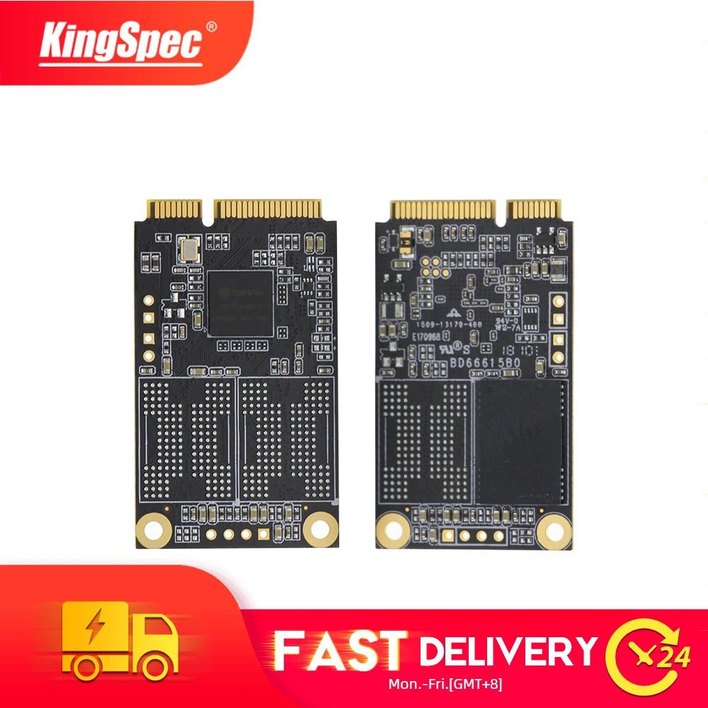 KingSpec mSATA SSD 64GB 128GB 256GB 512GB 1TB 2TB SSD Hard Disk Drive for Ultrabooks Desktop Laptop