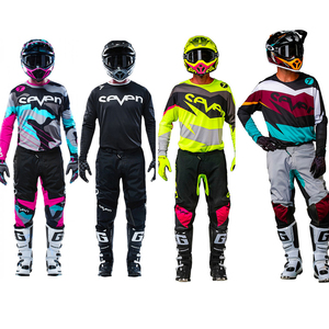 NEW 2020 Seven Motocross Jersey and Pants MX Gear Set Combo mtb ATV Off Road FLEXAIR motorcycle racing suit enduro