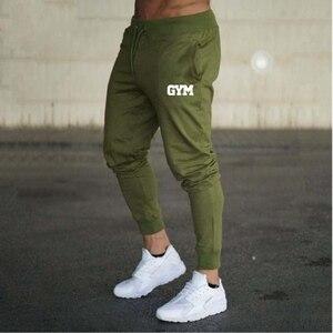 Jogging Trousers Homme Sport Pants Men F