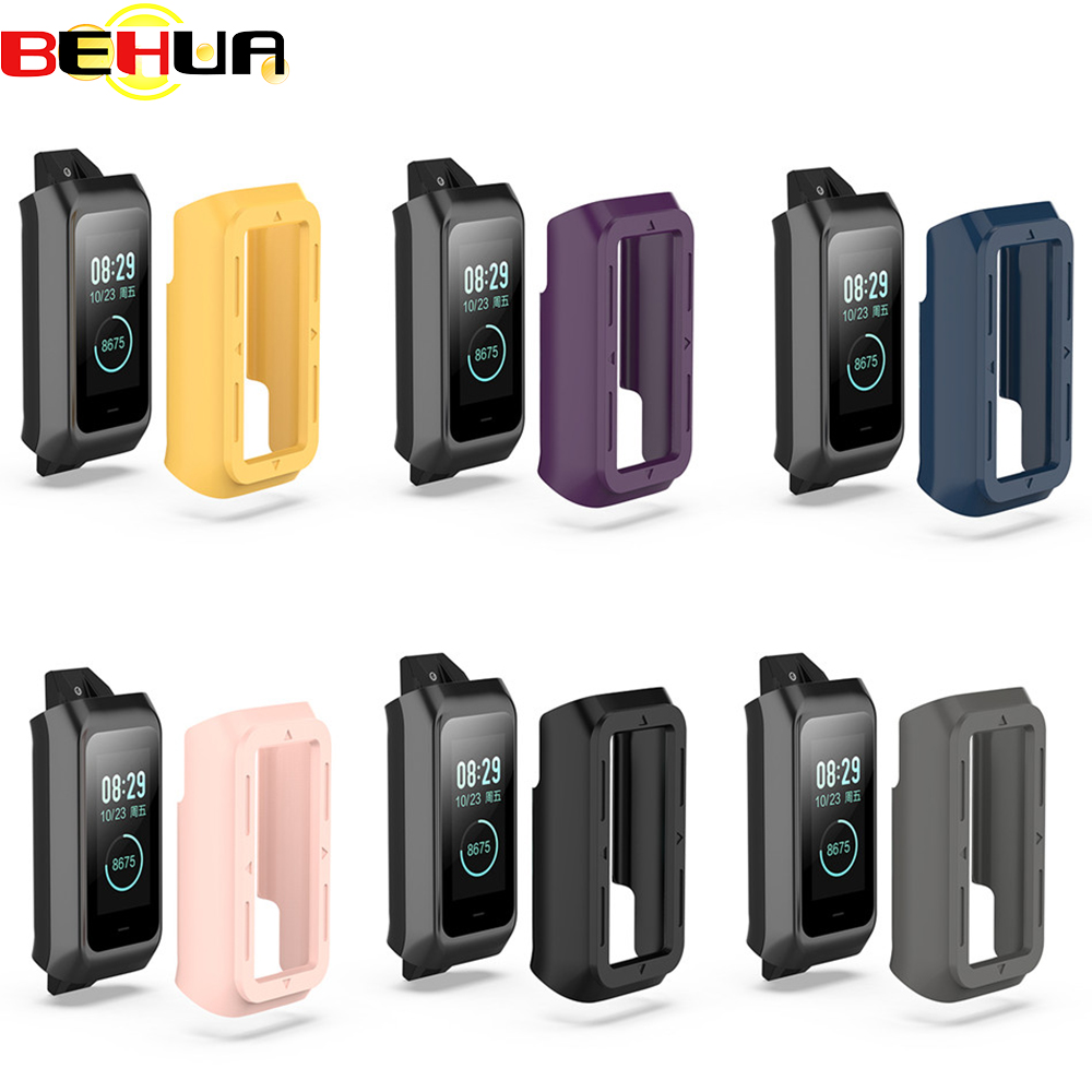 Protect Case Cover for Xiaomi Huami <font><b>Amazfit</b></font> <font><b>Cor</b></font> <font><b>2</b></font> Cor2 A1712 Slim Colorful Protective Shell For <font><b>Amazfit</b></font> <font><b>Cor</b></font> <font><b>2</b></font> Watch Cases Cover image