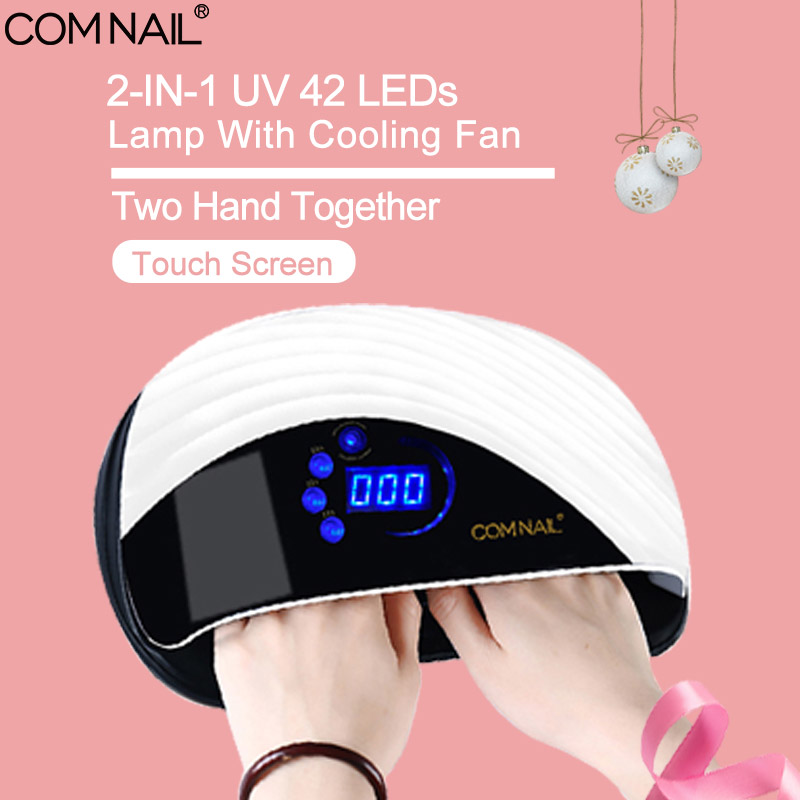 Q005 120W UV Lamp For Nails Two Hands 42 Beads LED Lamp Nail For Manicure Nail Dryer Professional Drying Gel Polish Varnish