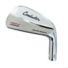 Новая японская головка для гольфа набор Maruman PRO-X кованые утюги для гольфа 3-9P клюшки железные головки без вала для гольфа Cooyute