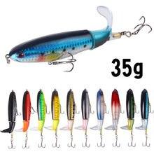 Xy 507 popper рыболовные приманки 35 г 14 см luya propeller
