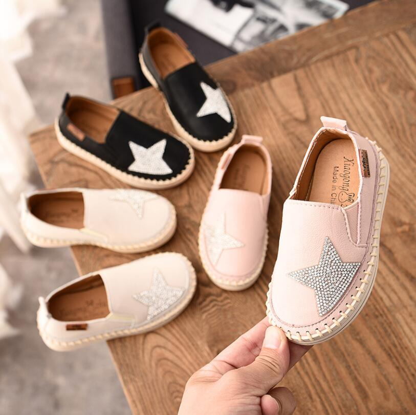 2020 Children Shoes For Girls Sneaker Boys Sport Shoes Spring New Soft Bottom Baby Toddler Flat Sneaker Kids Casual Shoes