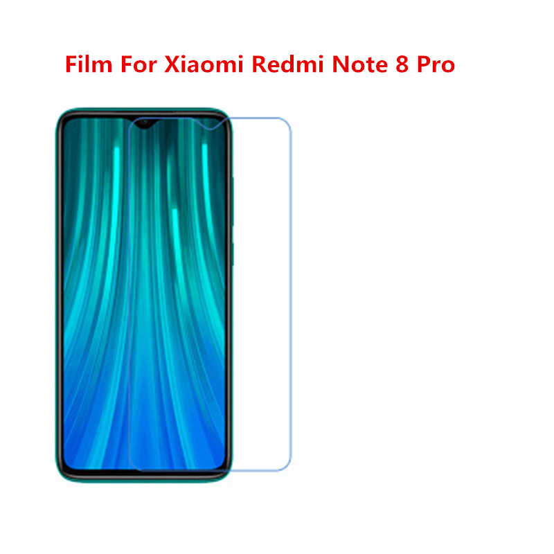 1/2/5/10 Pcs Ultra Thin Clear HD LCD Screen Protector Film With Cleaning Cloth Film For Xiaomi Redmi Note 8 Pro.