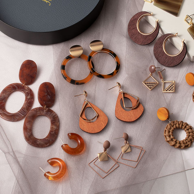 Statement Earrings for Women  Fashion Jewelry Gifts 2