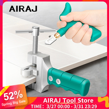 AIRAJ High-strength Glass Cutter Tile Handheld Multi-function Portable Opener Home Glass Cutter Diamond Cutting стоимость