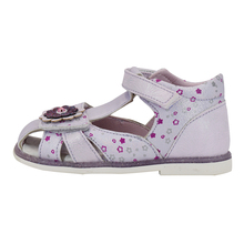 BESSKY/Newest Summer Kids Shoes; 2020 Fashion Leathers Sweet