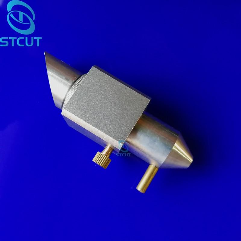 CO2 Laser Rubber Stamp Engraving Machine K40 Laser Head Integrative Mount Mirror 20mm 18mm Lens Focus