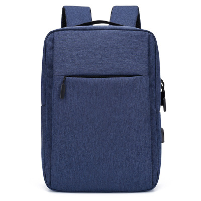 Travel Laptop Backpack, Tomtoc Water Resistant College School Students Bookbag Computer Bag With USB Charging Port