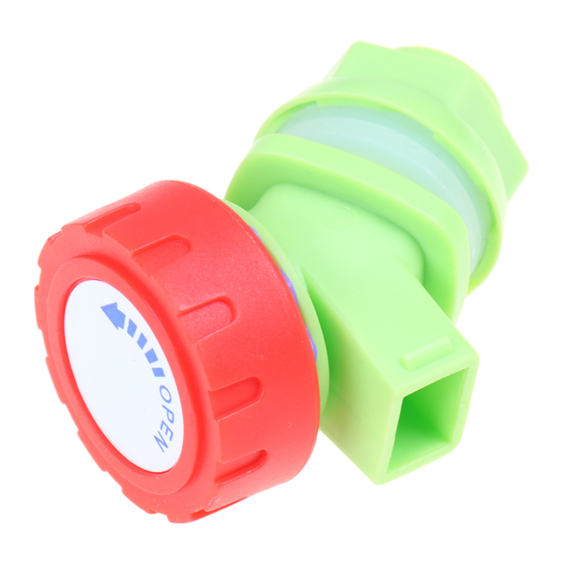 1pc Plastic Knob Faucet For Drinking Water Barrels Wine Bottles Composting Barrels Free Shipping