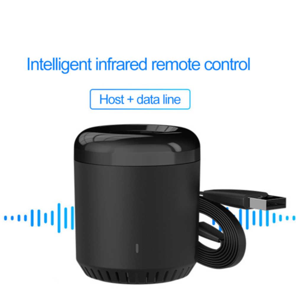 Telecomando Universale a Infrarossi Intelligente Portatile Funzionamento Facile Tempi di Wifi Senza Fili per La Casa Apparecchio Telefono App Mini Regalo