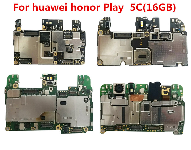 5C Huawei for Honor NEM-AL10 16GB 100%Original Gift--Tool Unlockedfor Full-Working