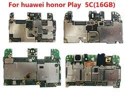 W pełni sprawna 100% oryginalny Unlockedfor huawei honor play 5C NEM-AL10 16GB płyta główna dla huawei honor 5C NEM-AL10 16GB