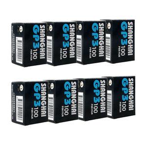 Image 1 - ETone 8ม้วนเซี่ยงไฮ้Black & White B/W GP3 135 35มม.ฟิล์มISO 100 Original