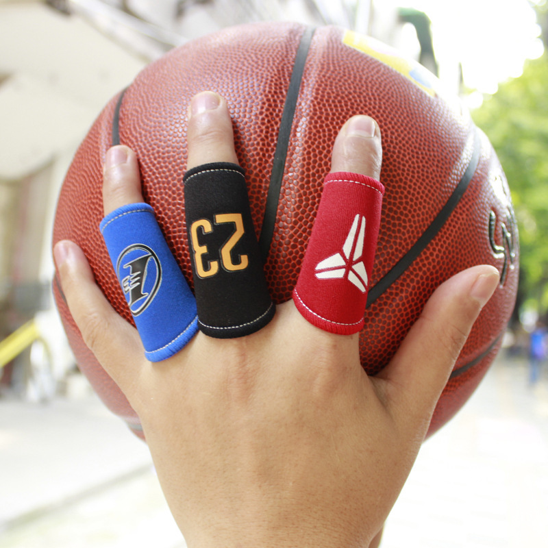 Basketball Finger Guard Volleyball Feather Finger Sheath Protection Knuckles Multi-Purpose Ultra-stretch Lengthened Wear-Resista
