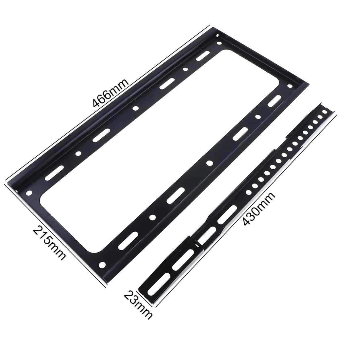 Universal TV Wall Mount Bracket สำหรับ 26 ~ 55 นิ้ว HDTV LCD LED Plasma FLAT PANEL TV Stand Holder