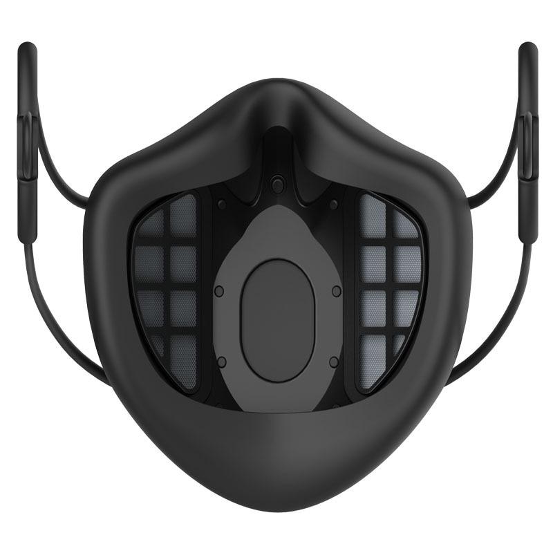 Silicon PM2 5 Anti Haze Face Mask Breath Valve Dustproof Mask Filter Respirator Mascarilla Bacteria Proof Silicon PM2.5 Anti Haze Face Mask Breath Valve Dustproof Mask Filter Respirator Mascarilla Bacteria Proof Facemask Washable