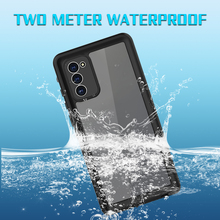 IP68กรณีกันน้ำสำหรับ Samsung Note 20 Ultra S21 Plus: กรณีกันน้ำสำหรับ Galaxy S20 S10หมายเหตุ20 10 A51ฝาครอบ