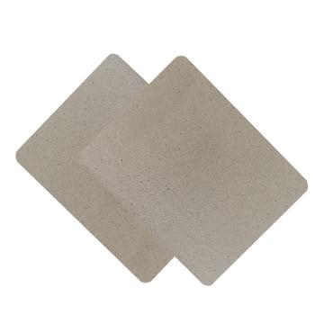 2 sztuk 15*12cm części zamienne do kuchenek mikrofalowych mika arkusze miki mikrofalowa dla Midea Magnetron Cap kuchenka mikrofalowa piekarnik płyty