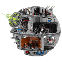05063 Star Wars Classic 4016Pcs Death star UCS LegoINGlys 79159 model Building kits Block Bricks Toys for Children gift