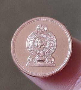 16 мм Шри-Ланка, 100% настоящая памятная монета, оригинальная коллекция